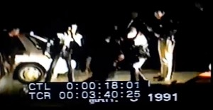 Rodney King Beaten By LA Cops