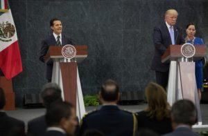 Pena Nieto and Trump