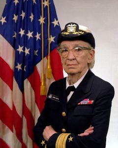 RDML Grace Hopper 1906 - 1992