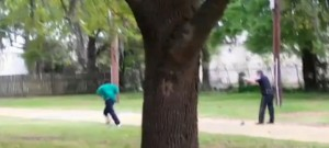 Walter Scott attempts to flee in North Charleston, SC